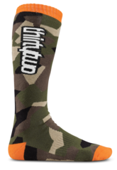 Thirty Two Fragment Sock - Camo