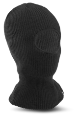 Thirty Two Hold Up Facemask - Black