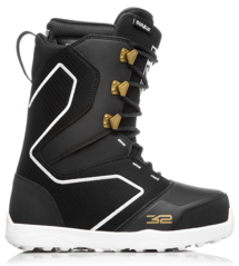 View the Thirty Two Light Walker Snowboard Boots - Black from the Mens Snowboard Boots clothing range online today from Boarderline
