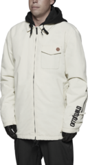 View the Thirty Two Merchant Jacket - Dirty White from the Mens Snowboard Jackets clothing range online today from Boarderline