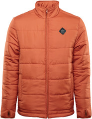 View the Thirty Two Metcalf Insulator Jacket - Burnt Orange from the Fleece/Layering clothing range online today from Boarderline