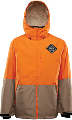View the Thirty Two Shiloh Insulated Jacket - Orange  from the Mens Snowboard Jackets clothing range online today from Boarderline