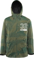 View the Thirty Two Shiloh Jacket - Camo from the Mens Snowboard Jackets clothing range online today from Boarderline