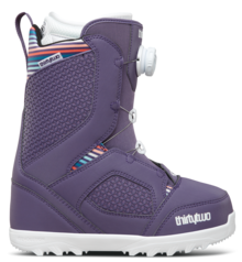 View the Thirty Two STW Boa Womens Boot - Purple from the Womens Snowboard Boots clothing range online today from Boarderline