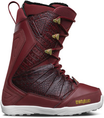 View the Thirty Two Womens Lashed Snowboard Boots - Burgundy from the Womens Snowboard Boots clothing range online today from Boarderline