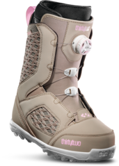 View the Thirty Two Womens STW Boa - Tan from the Womens Snowboard Boots clothing range online today from Boarderline