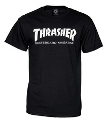 View the Thrasher Mag T-Shirt - Black from the T-Shirts clothing range online today from Boarderline