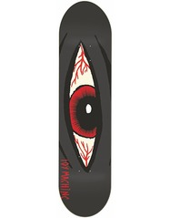 "View the Toy Machine Bloodshot Deck - 8.125"" from the Decks clothing range online today from Boarderline"