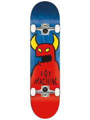 View the TOY MACHINE SKETCHY MONSTER COMPLETE SKATEBOARD - 8.0  from the Complete Skateboards clothing range online today from Boarderline