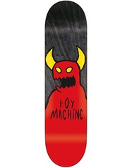 "View the Toy Machine Sketchy Monster Deck - 8.38"" from the Decks clothing range online today from Boarderline"
