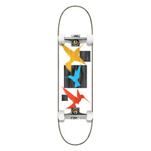 View the TRICKS BIRDS COMPLETE SKATEBOARD - 7.75 from the Complete Skateboards clothing range online today from Boarderline