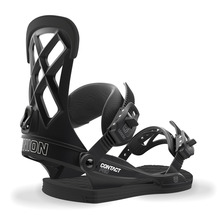 View the Union Contact Pro Snowboard Bindings - Black from the Mens clothing range online today from Boarderline