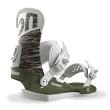 View the Union Contact Snowboard Bindings - Camo from the Mens clothing range online today from Boarderline
