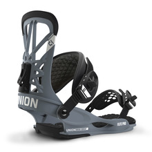 View the Union Flite Pro Bindings 2017 - Titanium from the Mens clothing range online today from Boarderline