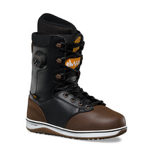View the Vans Implant - Black/Brown from the Mens Snowboard Boots clothing range online today from Boarderline
