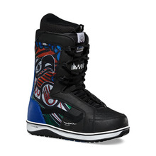 View the Vans V-66 Jamie Lynn - Black/Blue from the Mens Snowboard Boots clothing range online today from Boarderline