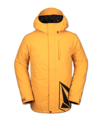 View the Volcom 17Forty Insulated Jacket - Resin Gold from the Mens Snow Jackets clothing range online today from Boarderline