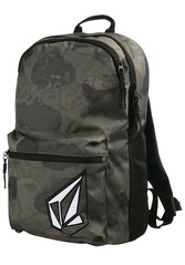 View the VOLCOM ACADEMY BACKPACK - CAMO from the Backpacks clothing range online today from Boarderline