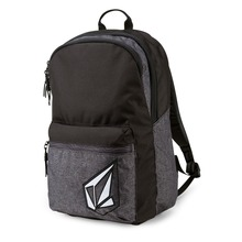 View the Volcom Academy Backpack - Ink from the Backpacks clothing range online today from Boarderline