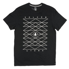 View the Volcom Angle T-Shirt - Black from the T-Shirts clothing range online today from Boarderline