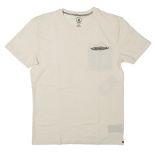 View the Volcom Arco Pocket T-Shirt - Egg White from the T-Shirts clothing range online today from Boarderline