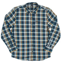 View the Volcom Bartlett Shirt - Navy from the Shirts clothing range online today from Boarderline