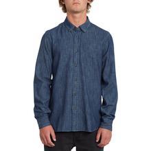 View the Volcom Bayond Shirt - Rinse from the Shirts clothing range online today from Boarderline