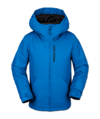 View the VOLCOM BIG BOYS VERNON INSULATED JACKET - BLUE from the Jackets clothing range online today from Boarderline