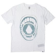 View the Volcom Chew T-Shirt - White from the T-Shirts clothing range online today from Boarderline