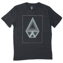 View the Volcom Concentric T-Shirt - Heather Black from the T-Shirts clothing range online today from Boarderline