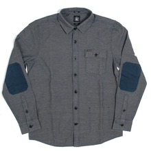 View the Volcom Crump Shirt - Navy from the Shirts clothing range online today from Boarderline