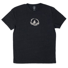 View the Volcom Dark Stone T-Shirt - Heather Black from the T-Shirts clothing range online today from Boarderline