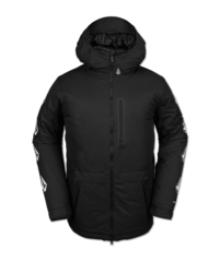 View the Volcom Deadly Stones Insulated Jacket - Black from the Mens Snow Jackets clothing range online today from Boarderline