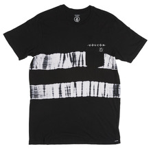 View the Volcom Die Stripe T-Shirt - Black from the T-Shirts clothing range online today from Boarderline