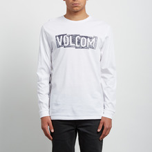 View the Volcom Edge Long Sleeve - White from the T-Shirts clothing range online today from Boarderline