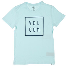 View the Volcom Flagg T-Shirt - Chlorine from the T-Shirts clothing range online today from Boarderline