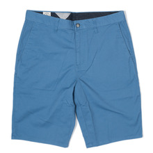 View the Volcom Frickin Chino Shorts - Blue from the Shorts clothing range online today from Boarderline