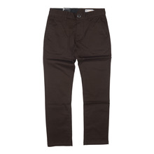 View the Volcom Frickin Modern Stretch Chino - Brown from the Jeans & Pants clothing range online today from Boarderline