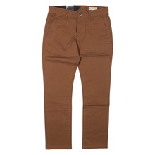 View the Volcom Frickin Slim Chino Pant - Mud from the Jeans & Pants clothing range online today from Boarderline