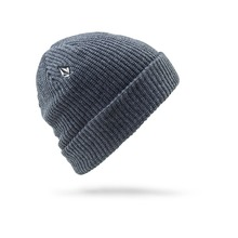 View the Volcom Full Stone Beanie - Charcoal from the Beanies clothing range online today from Boarderline