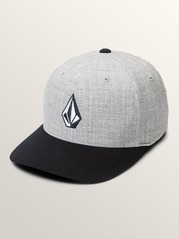 View the VOLCOM FULL STONE HEATHER XFIT CAP - NAVY HEATHER from the Snapbacks, 6 Panel Caps clothing range online today from Boarderline