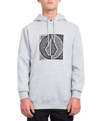 View the VOLCOM GENERAL STONE PULL OVER HOOD - STORM from the Hoods and Crews clothing range online today from Boarderline