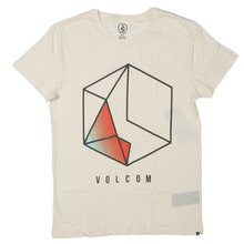 View the Volcom Geostone T-Shirt - Egg White from the T-Shirts clothing range online today from Boarderline