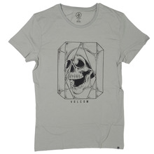 View the Volcom Ghost T-Shirt - Grey from the T-Shirts clothing range online today from Boarderline
