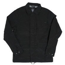 View the Volcom Greystone Jacket - Black from the Jackets clothing range online today from Boarderline