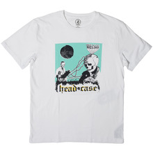View the Volcom Head Case T-Shirt - White from the T-Shirts clothing range online today from Boarderline