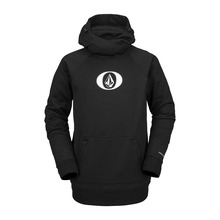View the Volcom Hydro Hoodie - Black from the Fleece/Layering clothing range online today from Boarderline