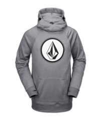 View the VOLCOM HYDRO RIDING HOODIE - HEATHER GREY from the Hoods and Crews clothing range online today from Boarderline