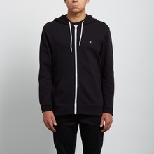 View the Volcom Iconic Zip Hood - Black from the Hoods and Crews clothing range online today from Boarderline
