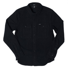 View the Volcom Ketil Shirt - Black from the Shirts clothing range online today from Boarderline